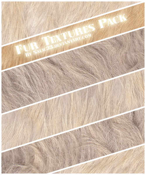 Fur Textures Pack