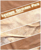 Leather Textures Pack by Salic33