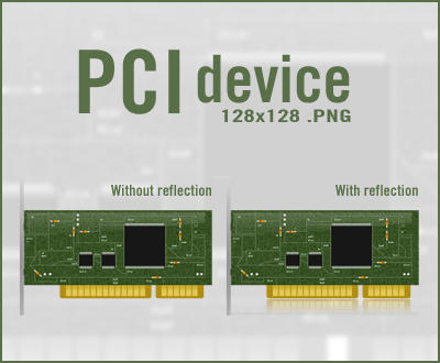 PCI Device by bezem049