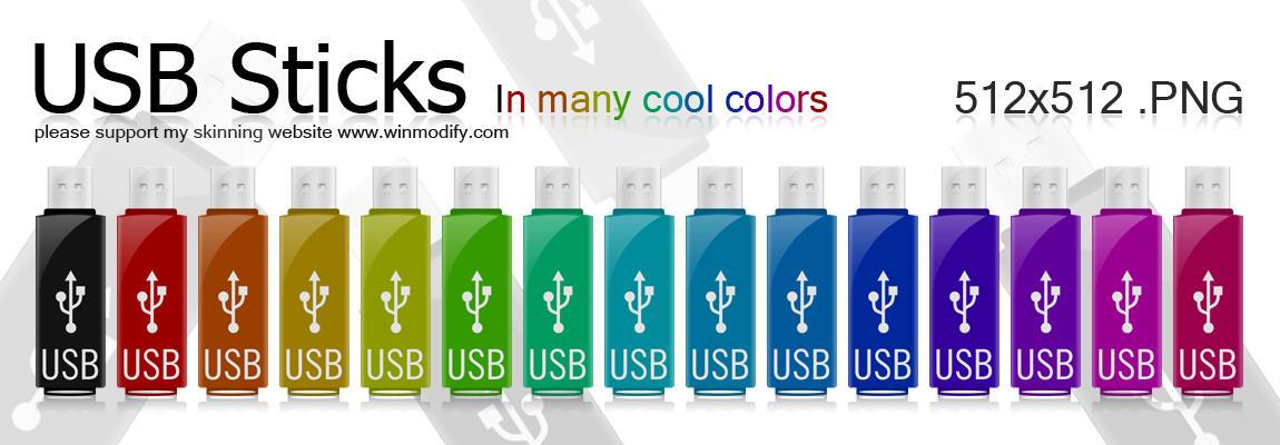 USB Sticks by bezem049