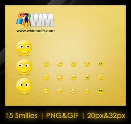 Mini Smiliepack