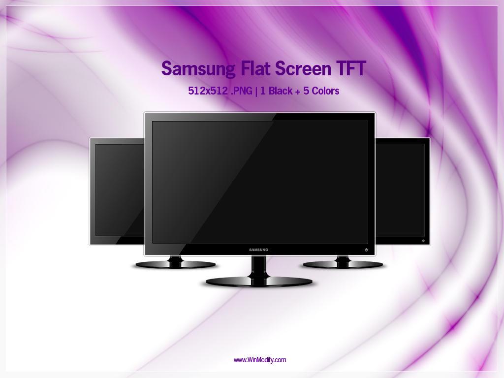 Samsung Flat Screen TFT by bezem049