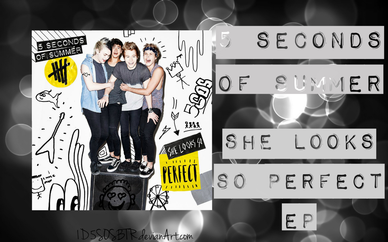 She looks so perfect 5sos ep