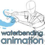Waterbending Animation