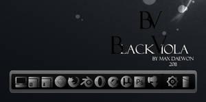 BlackViola for RocketDock