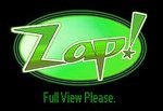 Zap Tribute by Evildogfish