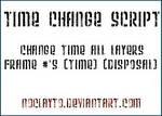 Time Change Script