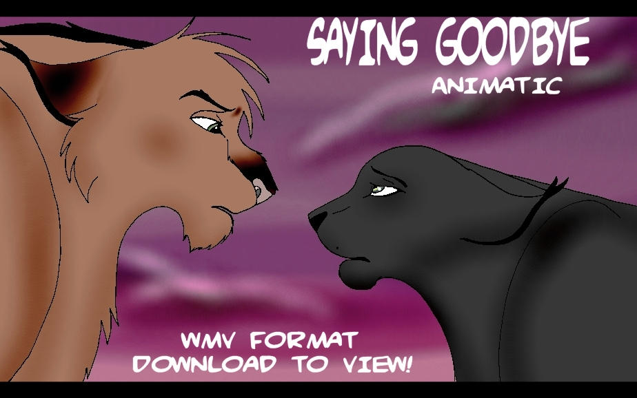 Saying Goodbye Animatic by Abalone-Da-SeaSnail