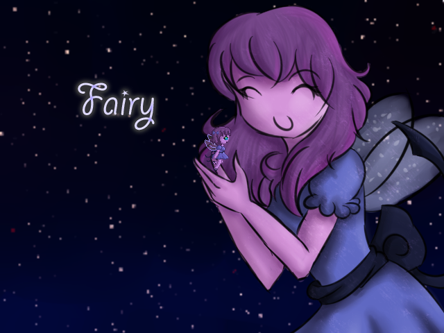 Fairy Game by SharSharKittycorn
