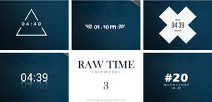 Raw Time Pack 3 [new Update 21 September 2017]