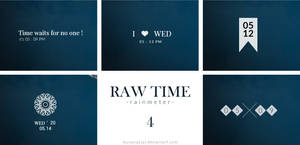 Raw Time Pack 4 [New Update 21 September 2017]
