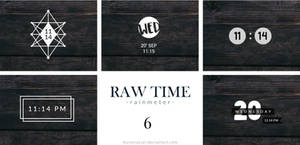 Raw Time Pack 6 [New Pack]