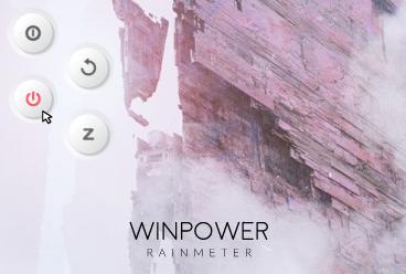 WinPower [ Rainmeter Skin] Updated OCT 2017 by MunaNazzal