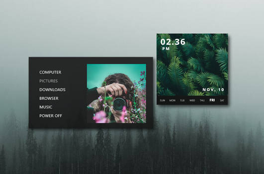 Fortunate [ Rainmeter ] - IMPORTANT UPDATE