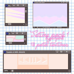 Texture Pack 1 (pastel) by ompink
