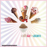 PNG's: Ice Cream Pack. by sellyourhate