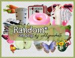 PNG's: Random II