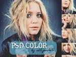 PSD COLOR: Olsen I