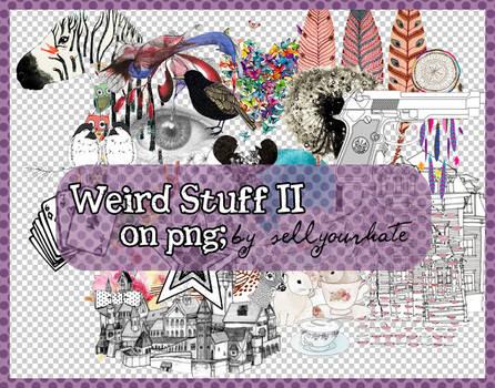 PNG: Weird Stuff II