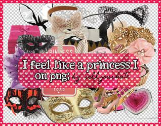 I feel like a princess I by sellyourhate