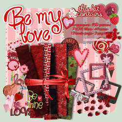 Be my love KIT by sellyourhate