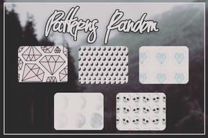 Patterns Random by JuaanLopez