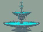 Emote fountain