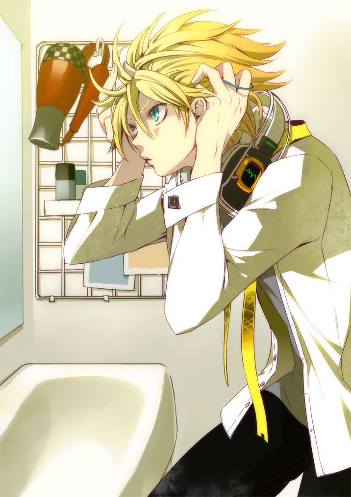Magnet (Reader x Len kagamine) chapter 4 by ...