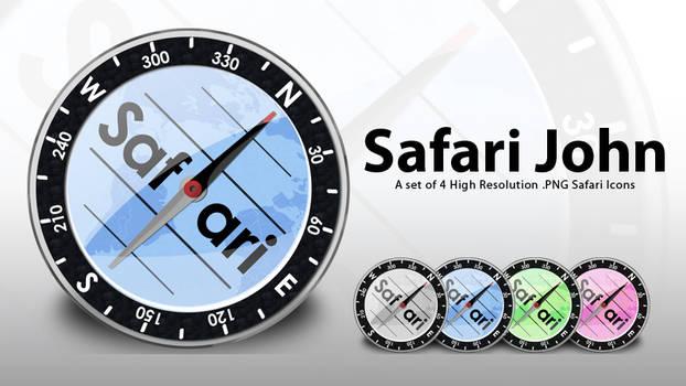 Safari John Icon