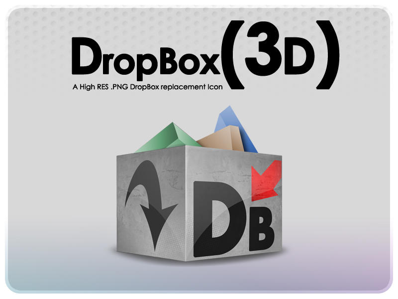 3D DropBox by johnamann