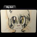 My Art Folder Icon