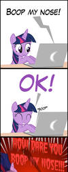 TwiVPC #16 - The Nosebooping by MrKat7214