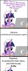 TwiVPC #20 - Twilight's New Game III by MrKat7214