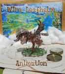 Wire-Leafhelm Animation by Malte279