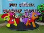 Pipe Cleaner Crusaders' Carousel