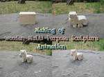 Making of Multi Purpose wooden sculpture by Malte279