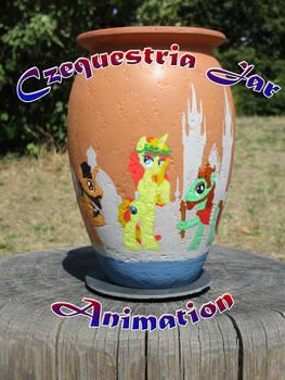 Czequestria Jar Animation