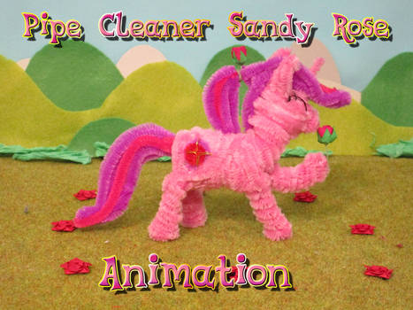 Pipe Cleaner Sandy Rose
