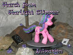 Starch foam Starlight Glimmer Animation by Malte279