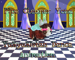 Yakyakistan Dance Animation