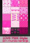 Pink styles- Estilos Rosa