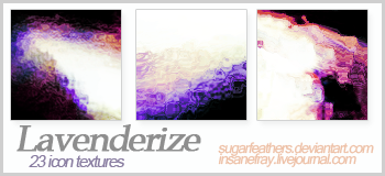 Lavenderize by SugarFeathers