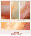 Cheerful textures