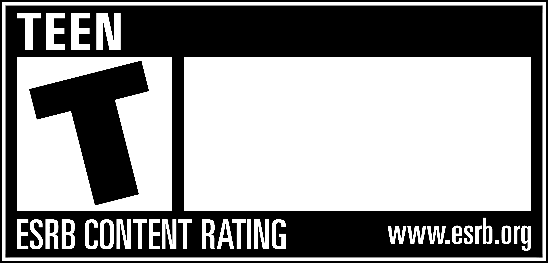 Esrb Teen Logo 13