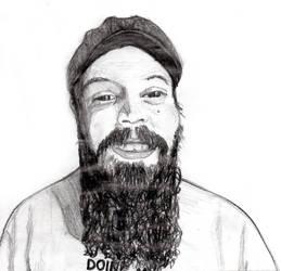 Drawing People - @Vinyl Wax by inkeater