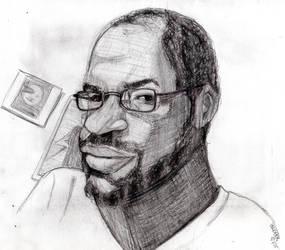 Drawing People - Dwashington607 by inkeater