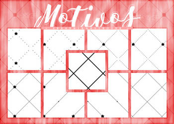 [$COMM USE] Motivos (Patterns) | Pack #04 by Lady-Whitee-Queen