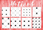 [$COMM USE] Motivos (Patterns)   Pack #06