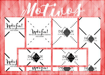 [$COMM USE] Motivos (Patterns) | Pack #07 by Lady-Whitee-Queen
