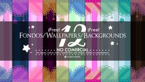 [F2U] Fondos (Backgrounds)| Pack #01